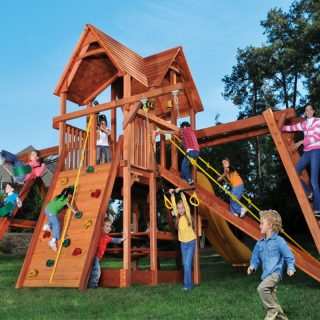 Residential Playsets