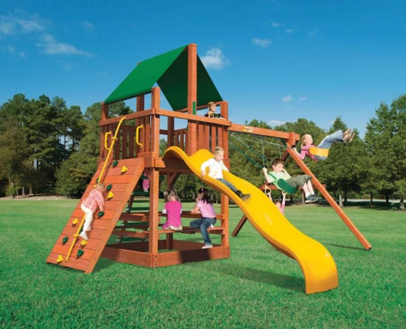 Woodplay Playsets Monkey Tower MT.A