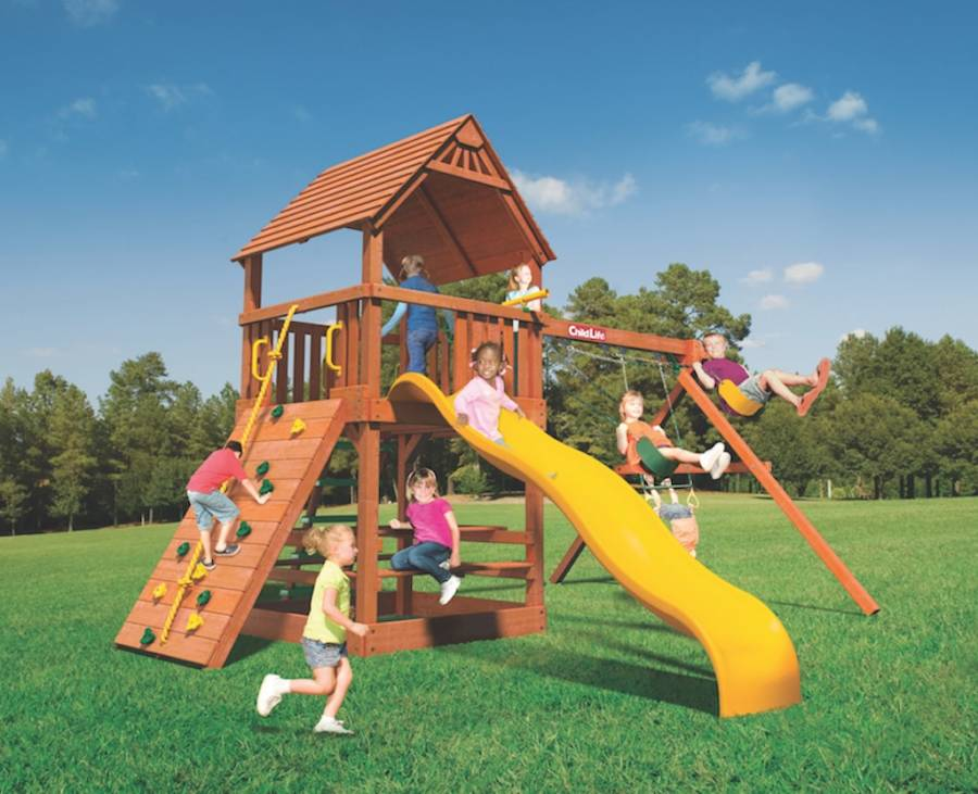 Woodplay Playsets Monkey Tower MT.B