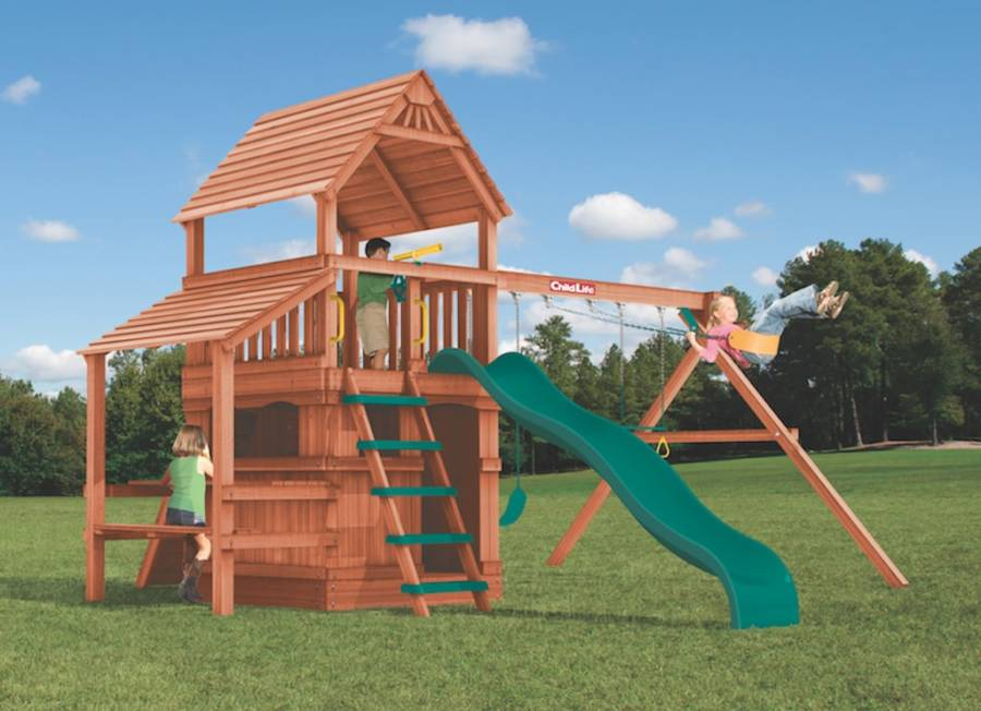 Woodplay Playsets Monkey Tower MT.F
