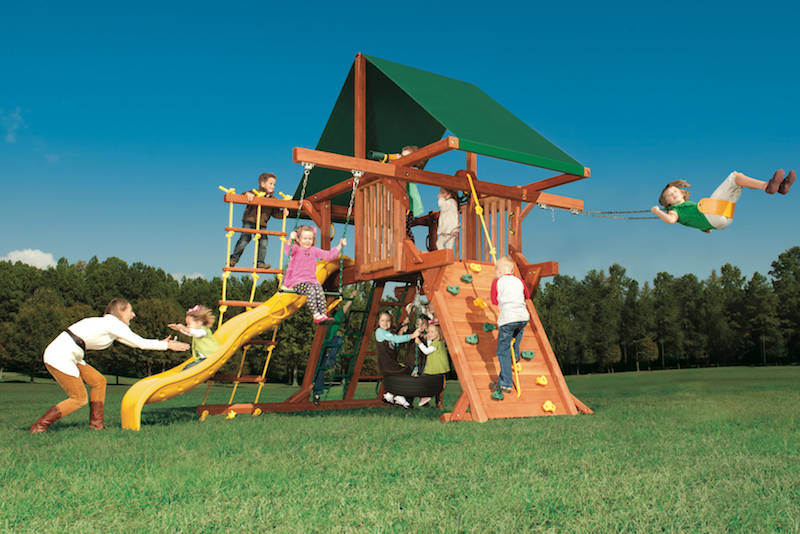 Woodplay Playsets Outback OB.SS1