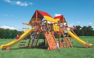 Woodplay Playsets Mega Set (MEGA.1)