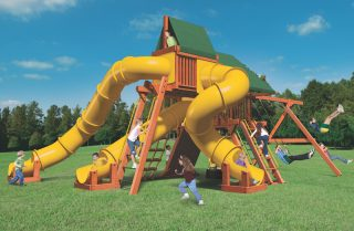Woodplay Playsets Mega Set (MEGA.2)