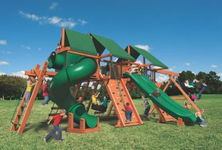 Woodplay Playsets Mega Set (MEGA.3)