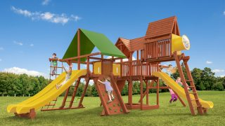 Woodplay Playsets Mega Set (MEGA.4)