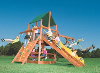 Woodplay Playsets Playhouse PH.5B