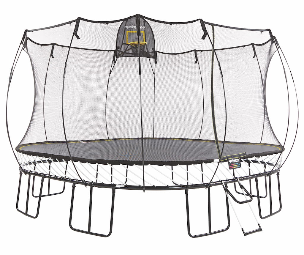 Springfree Trampoline 13 x 13 ft. Jumbo Square, Model S155