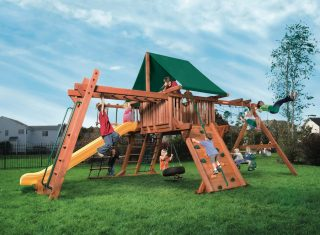 Woodplay Playsets Outback OB.5XLA