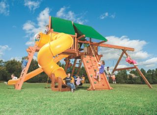 Woodplay Playsets Outback OB.7B