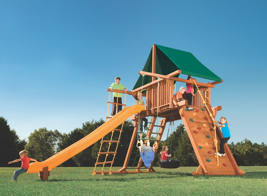 Woodplay Playsets Outback OB.7XLA