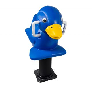 Commercial Blue Duck Spring Rider